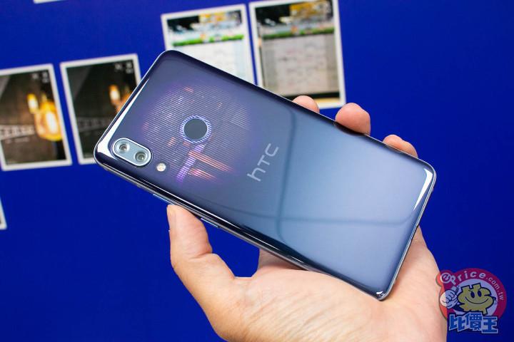 HTC 中阶双雄:U19e、Desire 19 + 实机动手玩