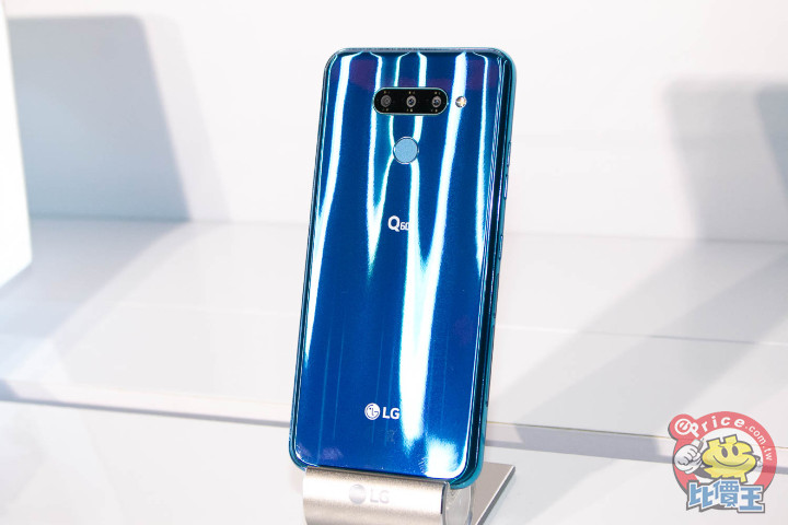 LG Q60 介紹圖片