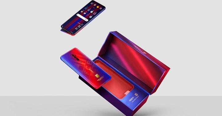 買就送限量版禮盒,OPPO Reno 巴薩限量版 7/26 開賣、定價 25,990 元