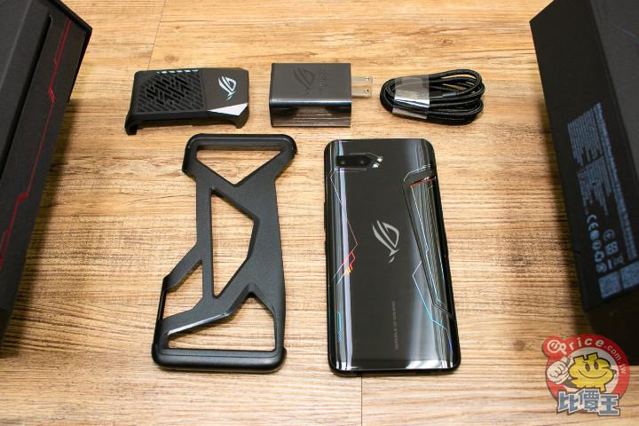 ASUS ROG Phone II 評測:電池續航力與充電時間測試