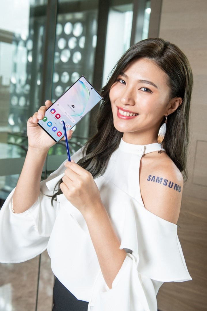 Samsung Galaxy Note 10 介紹圖片