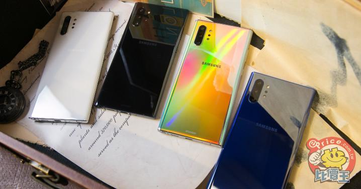 【挑機看指標】2019 年 10 月台灣銷售最好的二十款智慧型手機排行