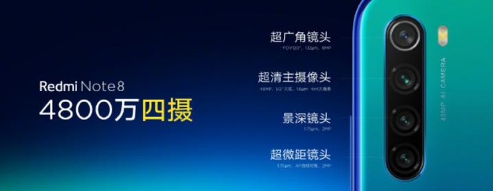 Xiaomi 紅米 Note 8 Pro (6GB/128GB) 介紹圖片