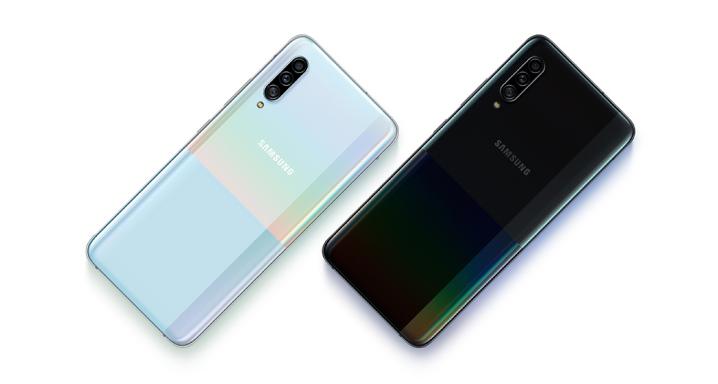 首款 A 系 5G 手機 三星 A90 5G 官網發表、將於 IFA 展出