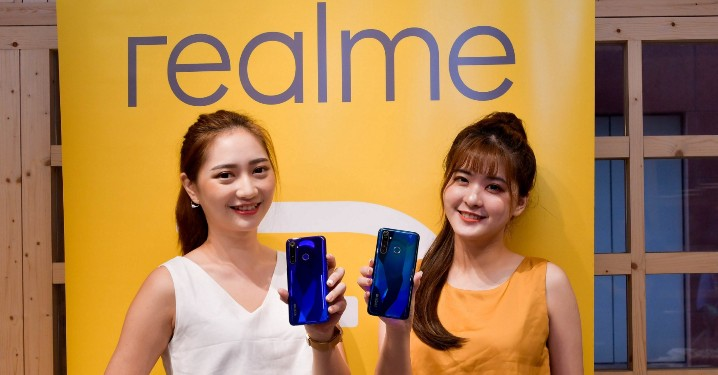 3D 鑽石幻彩、48MP 四鏡頭,realme Q(realme 5 Pro)發表,台灣最快 10 月上市