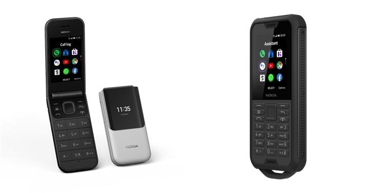 Nokia 2720 Flip 介紹圖片