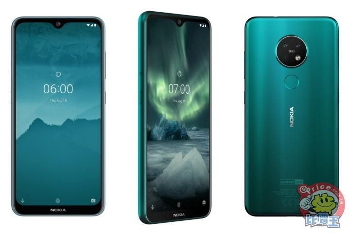 Nokia 7.2 台灣 10/1 宣佈上市售價與發售細節 - 1