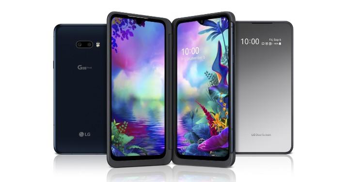 LG G8X ThinQ 介紹圖片