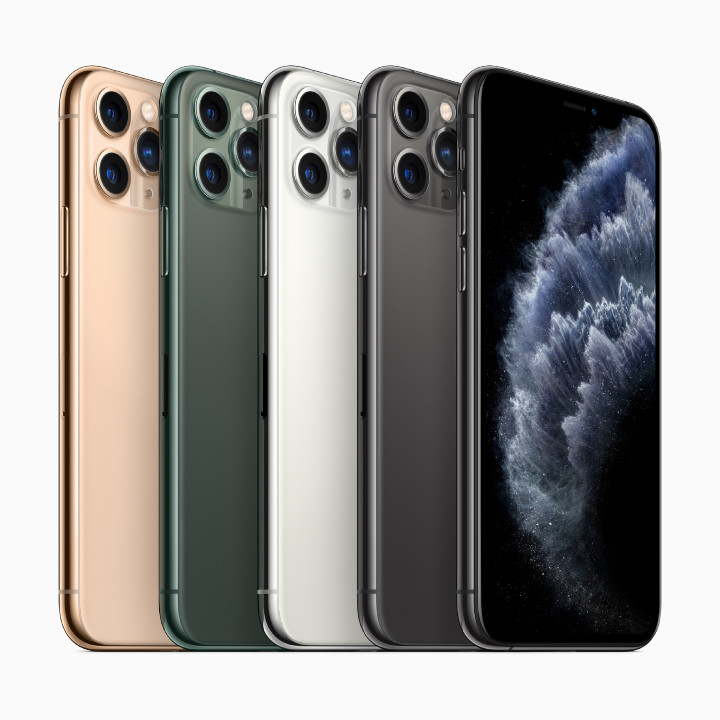 Apple iPhone 11 Pro (64GB) 介紹圖片