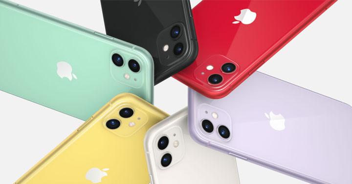 市調機構:2020 上半年全球出貨最多手機是 iPhone 11  - 1
