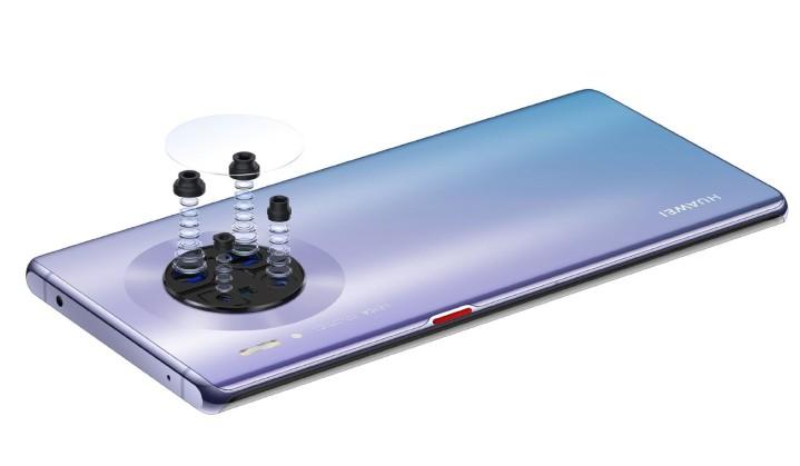 華為 Mate 30 系列正式發表:搭麒麟 990 5G 處理器、88°超曲面環幕屏、徠卡電影四攝