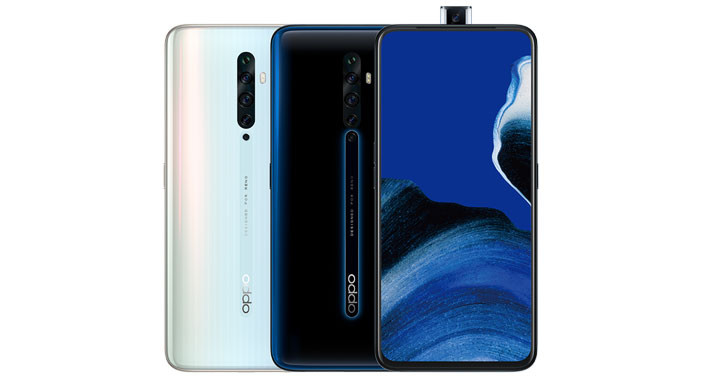 挑機看指標:2020 年 2 月台灣銷售最好的二十款智慧型手機排行