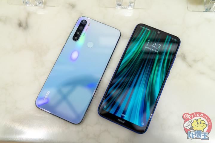 【2019 年 12 月新機速報】LG G8X、紅米 Note 8T 挑大樑