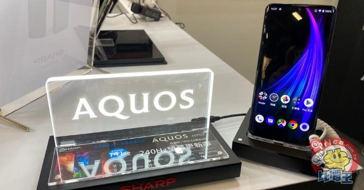 SHARP AQUOS Zero 2 5/20 宣布台灣上市時間與售價