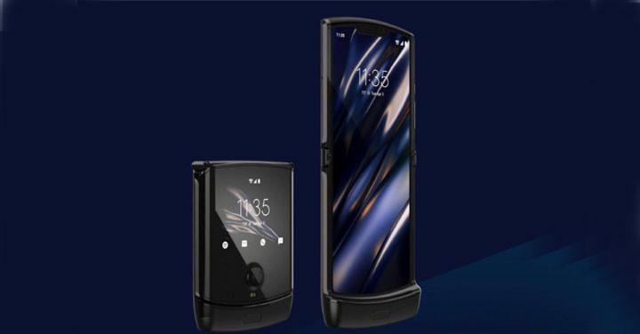 新增 5G 支援,Moto RAZR 摺疊螢幕刀鋒機第二季要在中國開賣