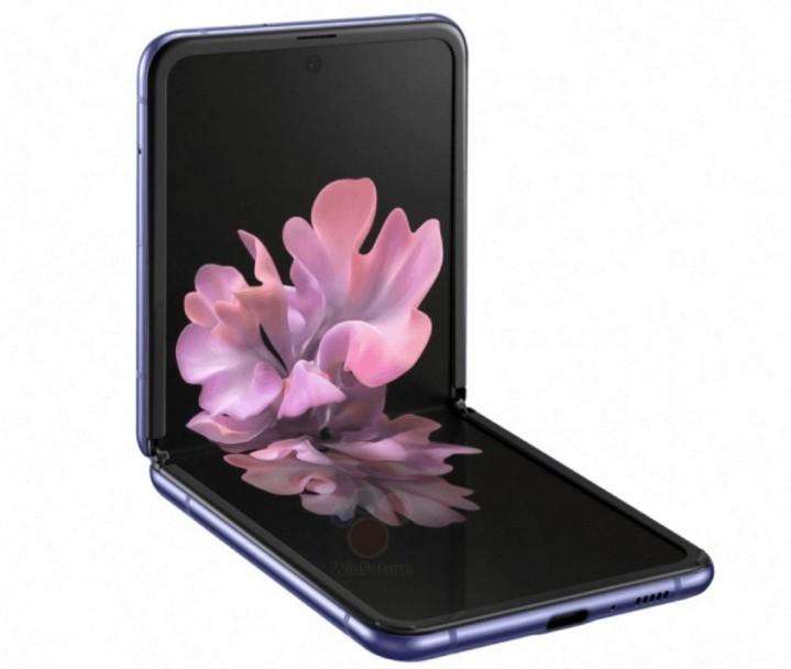 雙喇叭、可反向無線充電,三星 Galaxy Z Flip 更多特色細節浮現