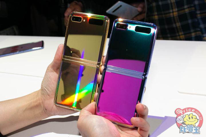 搶市場,三星 Galaxy Z Flip 3 傳將推 8 種色系