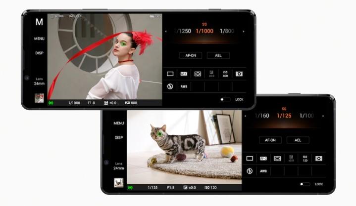 SONY Xperia 1 II (12GB/256GB) 介紹圖片