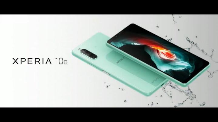 SONY Xperia 10 II 介紹圖片
