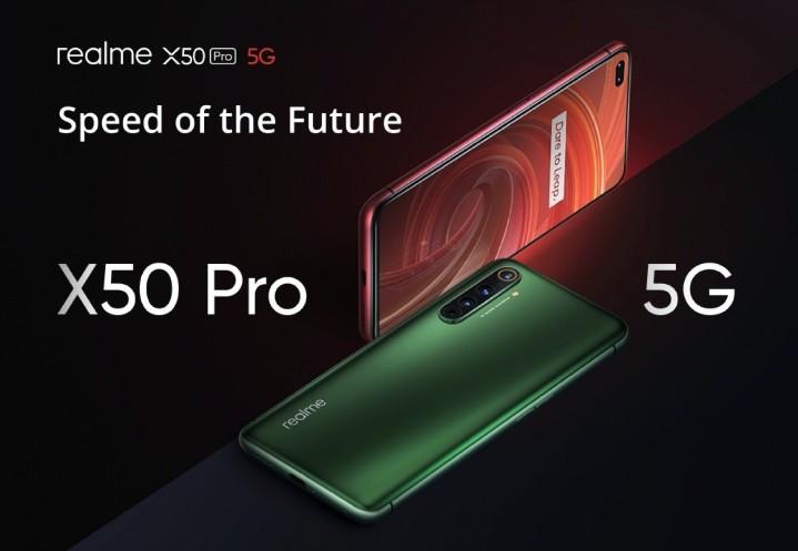 realme X50 Pro 5G 介紹圖片