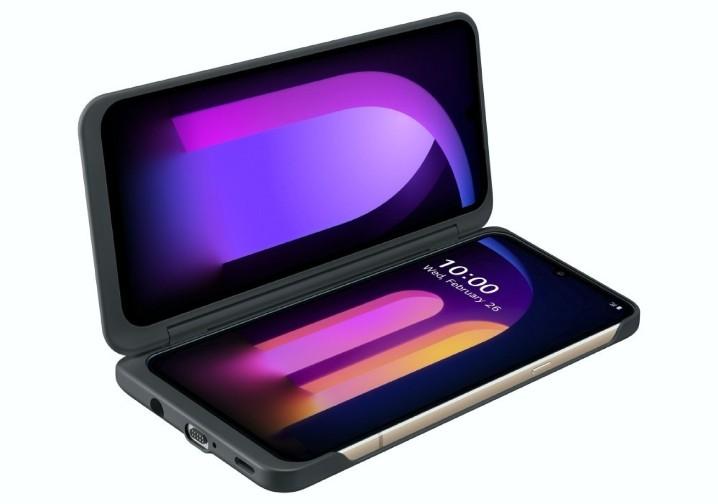 LG V60 ThinQ 介紹圖片