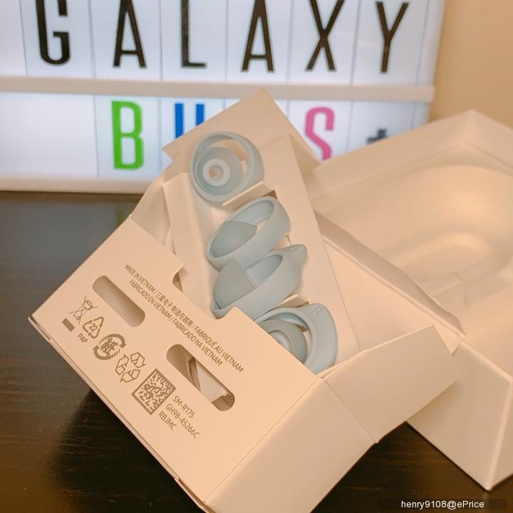 【亨體驗】怪物級續航Galaxy Buds+ - 13