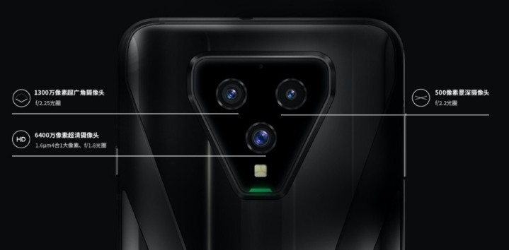 黑鯊手機 3 正式揭曉:最高搭載 7.1 吋螢幕,支援 65W 快充與機械式側邊按鍵