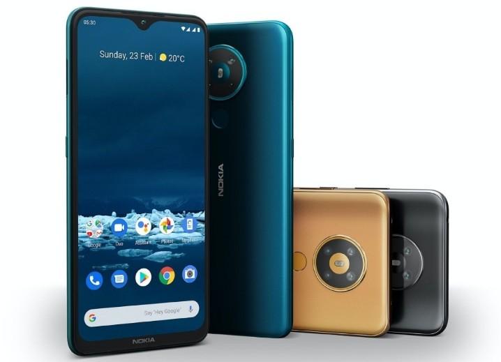 Nokia 5.3 介紹圖片