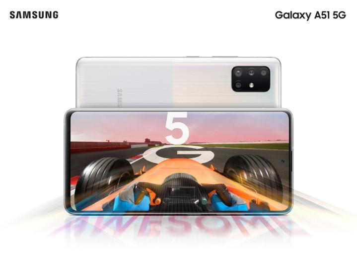 (內文有更新) 換搭 Exynos 980 處理器,三星 Galaxy A71、A51 推 5G 版本