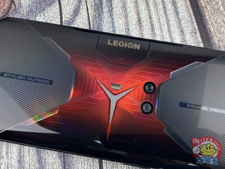 lenovo Legion Phone Duel (512GB) 介紹圖片