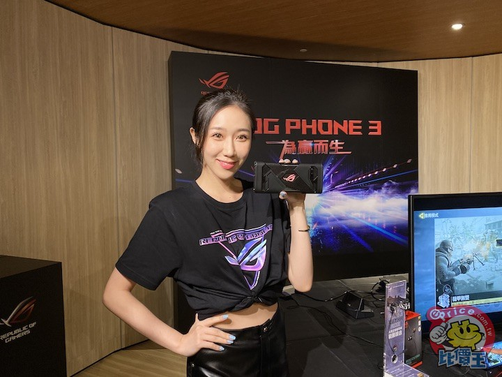 ASUS ROG Phone 3 16GB/512GB 介紹圖片