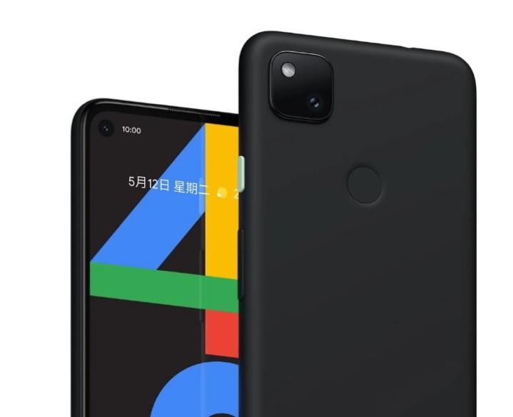 Google Pixel 4a 介紹圖片