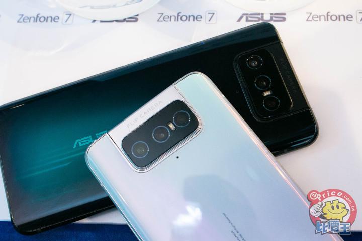 華碩 ZenFone 7 系列在日本上市 售價比台灣貴
