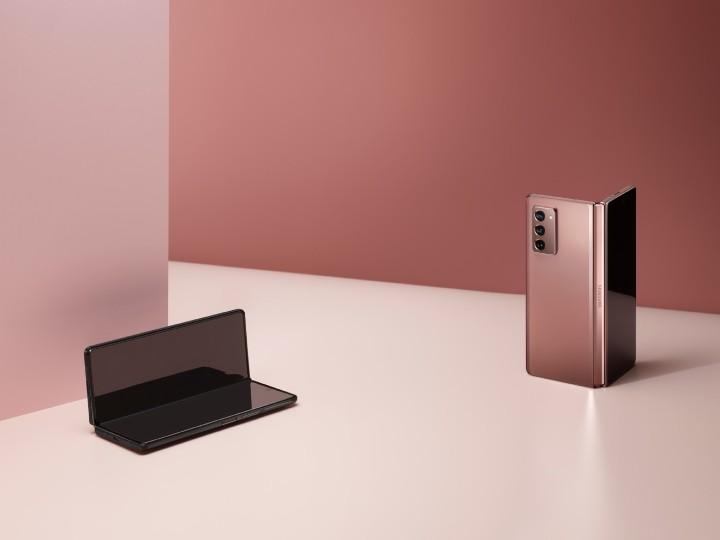 Samsung Galaxy Z Fold 2 介紹圖片