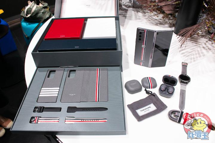 三星 Z Fold 2 Thom Browne 限量版 台灣預購銷售一空 - 1