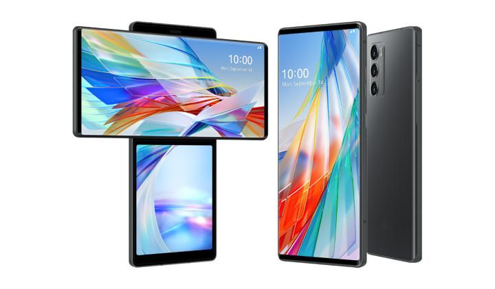 LG Wing 雙螢幕旋蓋手機 11/26 台灣宣佈上市資訊 - 1