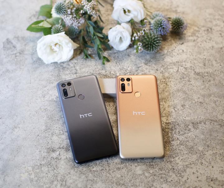 HTC Desire 20+ 介紹圖片