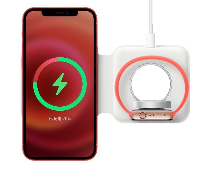 蘋果的 MagSafe Duo 無線充電盤,充電效率可能沒你預期那麼高 - 1