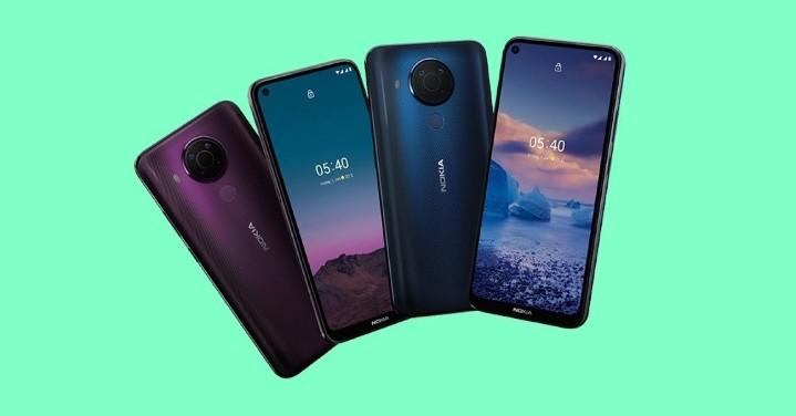 Nokia 5.4 介紹圖片