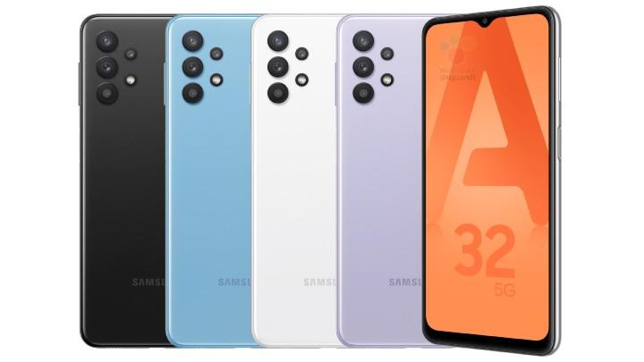 三星免萬 5G 手機:Galaxy A32 5G 發表