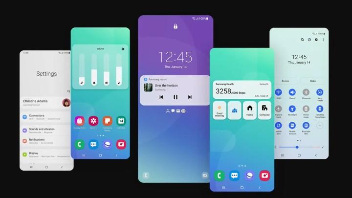 三星 S20 / Note 20 / Z 系列手機 開放升級 One UI 3.1