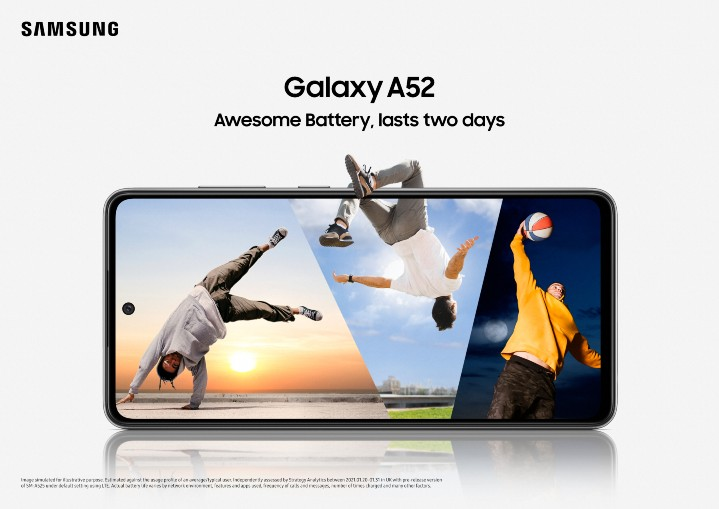 Samsung Galaxy A52 5G (6GB/128GB) 介紹圖片