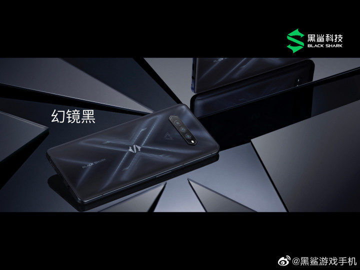 BlackShark 遊戲手機 4 ( 8GB+128GB ) 介紹圖片