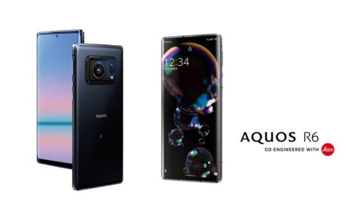 夏普預計 5/17 發表新款 AQUOS 智慧手機,可能是 R6?