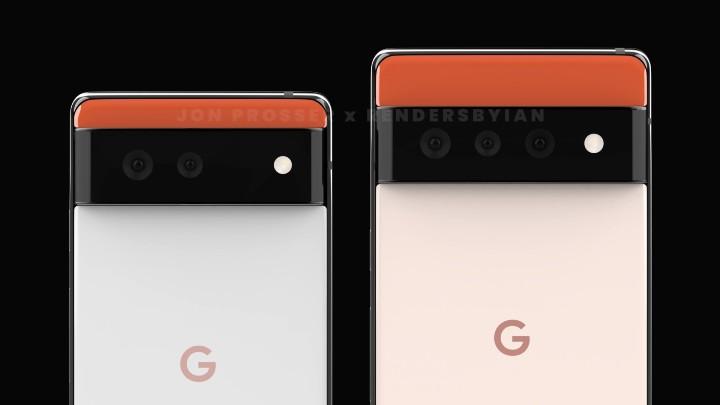 Google Pixel 6 相機規格曝光,將採用潛望式長焦鏡頭