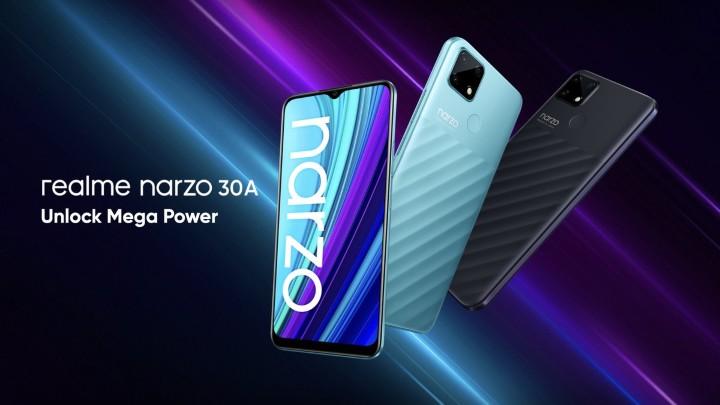 realme 8 5G、Narzo 30A、Watch 2 新品 6/7 宣佈發售資訊