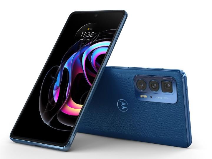 Motorola Edge 20 系列三機發表,僅提供 2 版安卓系統更新