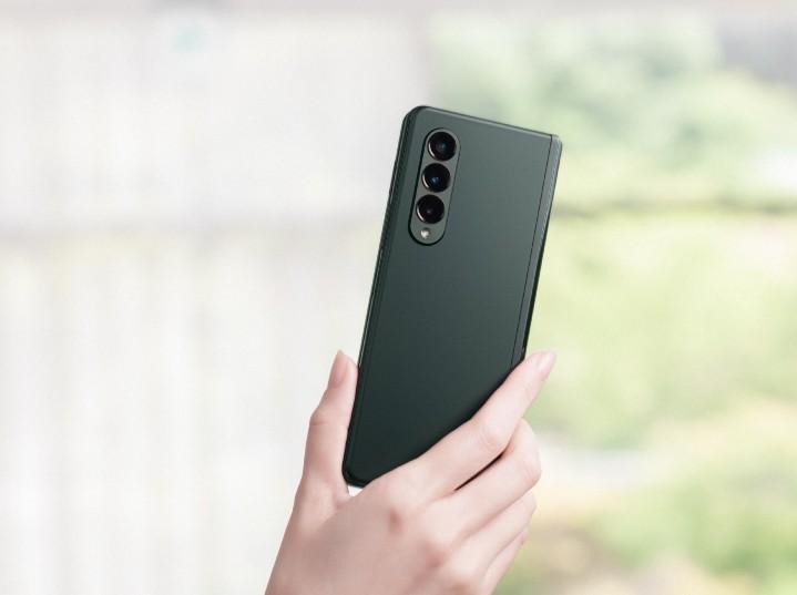 Samsung Galaxy Z Fold 3 (12GB/256GB) 介紹圖片