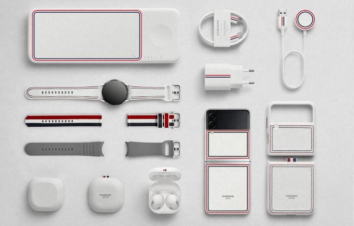 三星 Galaxy Z Fold 3 / Z Flip 3 Thom Browne 限量版 台灣售價與上市時間公佈