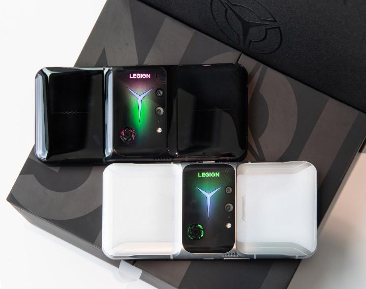 全新電競手機 Lenovo Legion Phone Duel 2 強勢登台